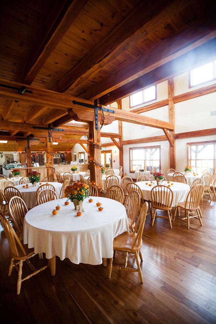 Weddings - Tug Hill Vineyards